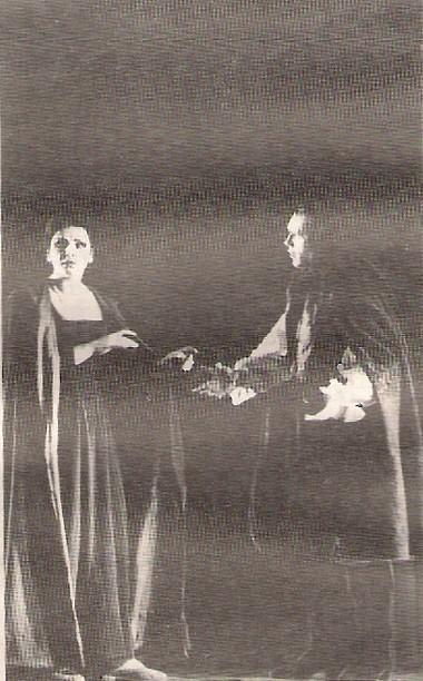 Г.Горчакова (Рената) иС.Лейферкус(Рупрехт). «Огненныйангел» ФотоЮ.Белинского