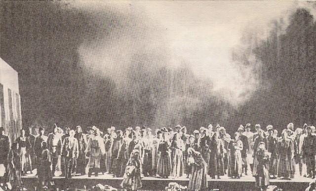«Война имир». Сценаизспектакля. ФотоВ.Григоровича