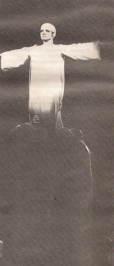 Г.Горчакова (Рената). «Огненныйангел». ФотоЮ.Белинского