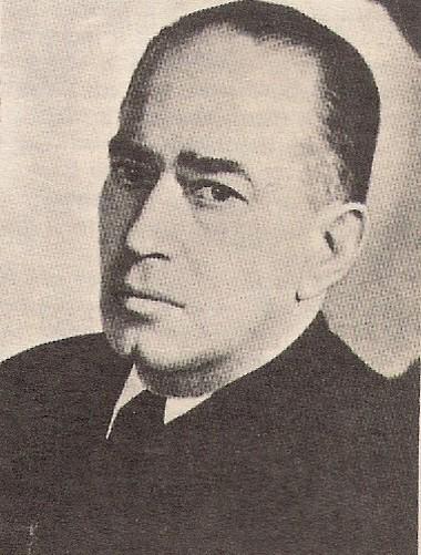 Граф В.П.Зубов. 1938г. ФоторепродукцияВ.Дюжаева