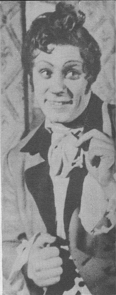 И. Горбачев (Хлестаков). «Ревизор»