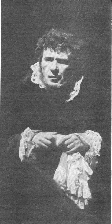 Б. Смолкин (Полоний). Фото В. Дюжаева
