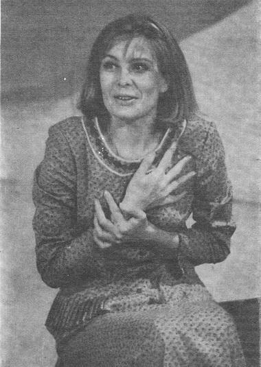 Е. Унтилова (Катерина). Фото Ю. Богатырева