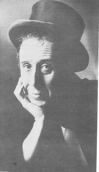 С. Мигицко, ведущий актер Открытого театра. Фото Е. Мартынюк