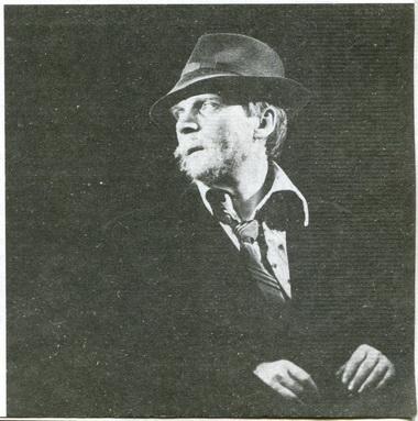 Ю.Овсянко (Гастрит). «Вечер». Молодёжный театр. Фото Ю. Богатырёва