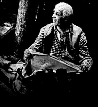 О.Борисов (Еремеев). «Прошлым летом вЧулимске». Фото Б.Стукалова