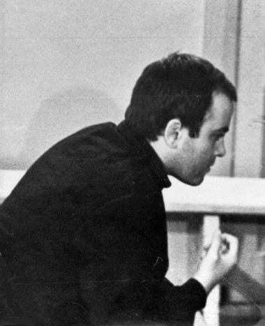 Е.Шифферс на репетиции. Фото из архива Т.Тарасовой