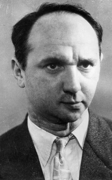 Сергей Васильевич Владимиров. 1960-е годы. Фото изсемейного архива