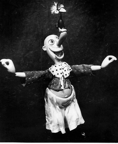 Кукла Клоун. Фото С.Леонтьева