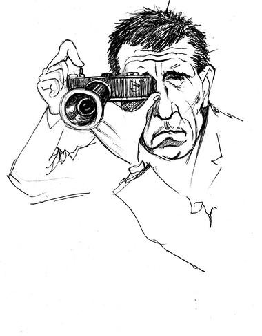 Б.Стукалов. Рисунок Т.Щениовского