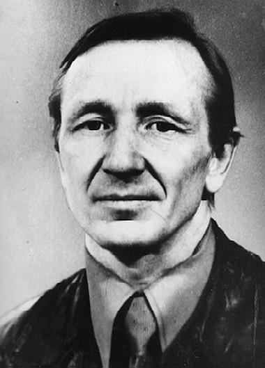 Борис Куневич. Фото изсемейного альбома.