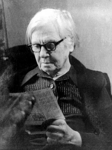 Н. В.Гернет дает интервью для словацкого радио. Банска Быстрица. 1967 г. Фото из архива автора