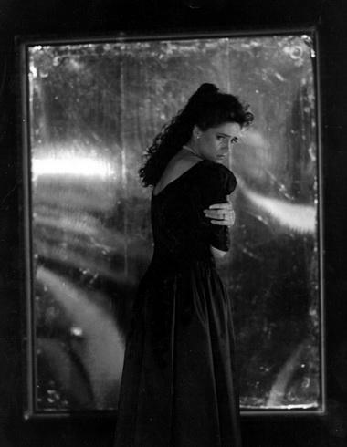 Н.Загоринская (Лиза). «Пиковая Дама». Фото О.Начинкина