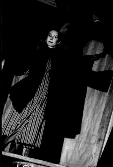 А.Ламп (Селия Пичем). Фото из архива театра