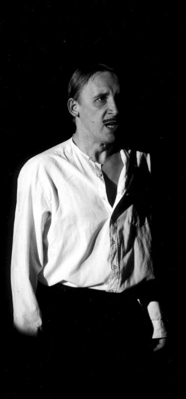 Э.Нюганен (Мекки). Фото из архива театра