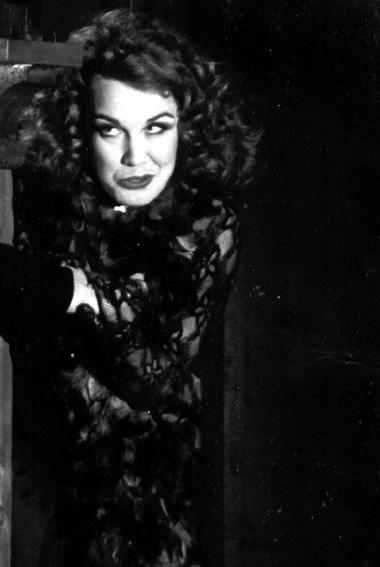 Э.Ээспяе (Дженни). Фото из архива театра