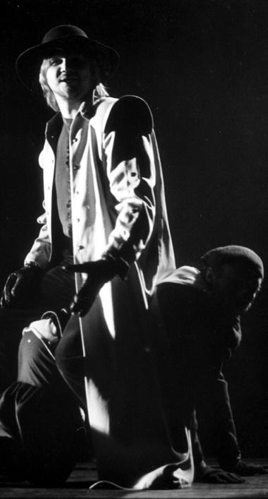 В.Ковалев (Дон Гуан). Фото Г.Седова