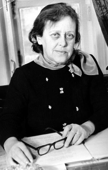 Д.М.Шварц. 70-е годы. Фото из семейного архива