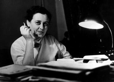 Д.М.Шварц. Конец 50-х годов. Фото из семейного архива