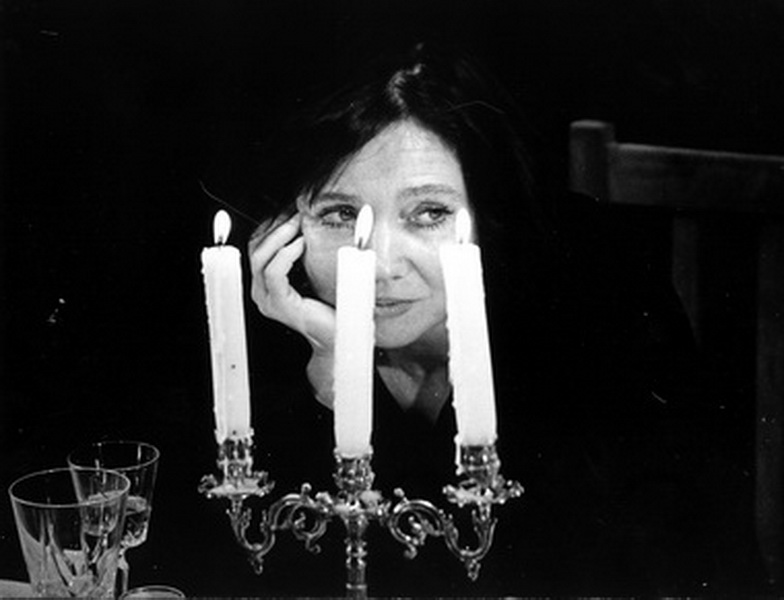 Обнаженная Ирина Тычинина В Спектакле «Пьеса Без Названия»
