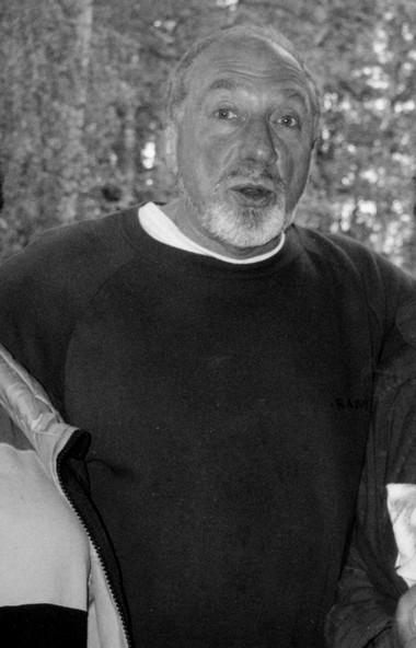 C.Юрский. Август 1998г. Щелыково. Фото М.Дмитревской