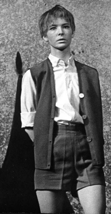 Г.Никулина (Малыш). «Малыш иКарлсон». Театр им. Ленсовета. Фото М.Смирина изархива театра