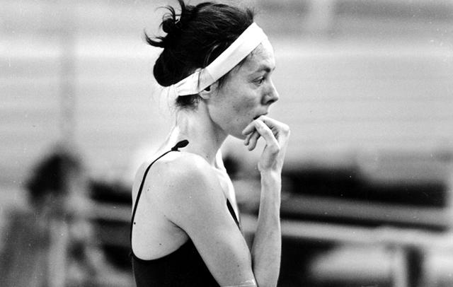 Галина Мезенцева, 1986 г.