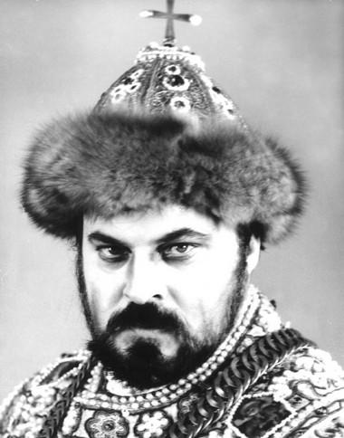 Н.Путилин (Борис). «Борис Годунов». Фото Ю.Ларионовой