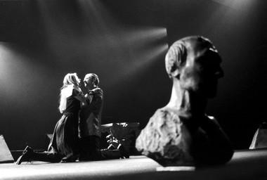 Сцена изспектакля. ФотоА.Марголина