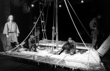 «Младшая Эдда». Сцена изспектакля. Таллиннский Городской театр. Фото изархива театра