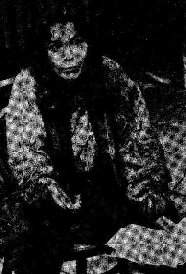 И.Викторова (Маша). Фото В. Дюжаева