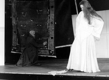 И.Богданова (Маша). «Живой труп». Театр «Эрмитаж». Фото изархива театра