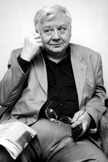 О.Табаков. Фото А. Дроздова изархива журнала