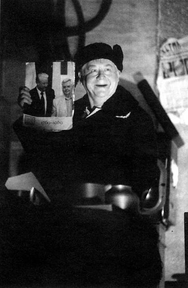 О.Табаков (Иван Жуков). «Комната смеха». Фото изархива журнала
