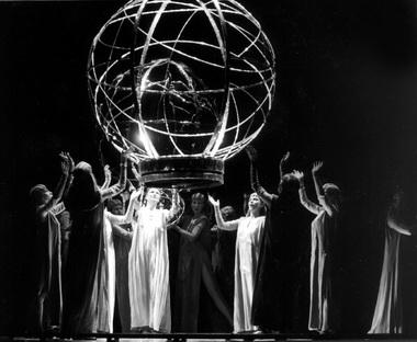 Т.Куинджи (Мария). «Голоса незримого». «Геликон-опера». Фото О. Начинкина