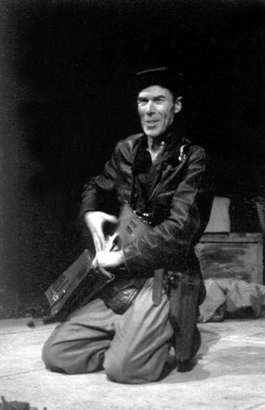 А.Худолеев (Евсюков). Фото изархива театра