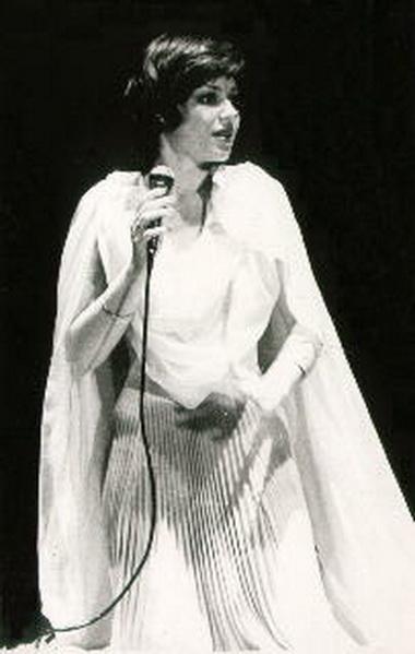И.Понаровская (Эвридика). Спектакль 1975г. Фото: www. orphey.da.ru