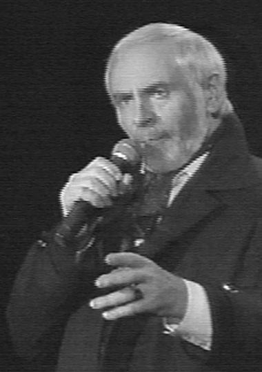 Б.Вивчаровский (Харон). Спектакль 1999г. Фото: www. orphey.da.ru