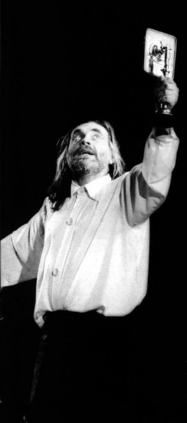 К.Сморигинас (Макбет). Фото изархива журнала