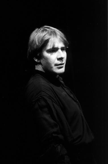 М.Матвере (Гамлет). Фото изархива театра