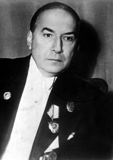 Е.С.Деммени. 1959г. Фото изархива автора