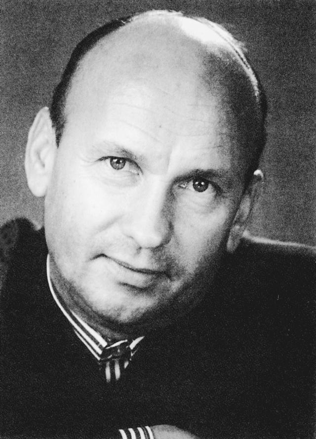 Е.Смирнов. Фото из архива театра