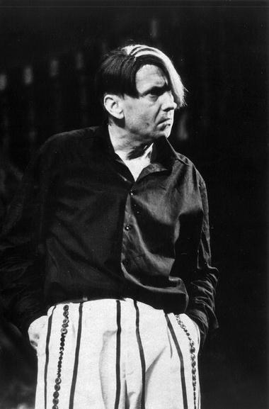 Е.Смирнов (Гарри Лежен). «Театр». Фото из архива театра