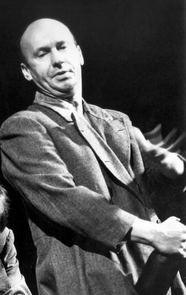 Е.Смирнов (Александров). «Живой труп». Фото из архива театра