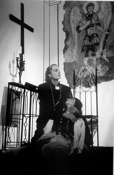 А.Федоров (Клод Фролло). Фото из архива театра