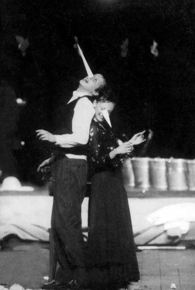 Фаусто Руссо Алези (Треплев), Лаура Нарди (Заречная). Фото изархива театра