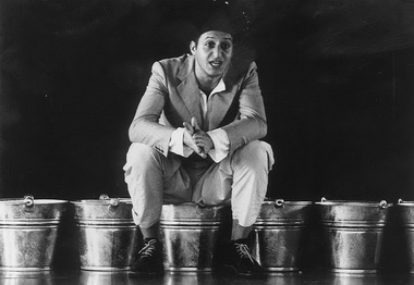 Фаусто Руссо Алези (Треплев). Фото изархива театра