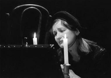 Н.Шевченко (Кристина). Фото изархива театра