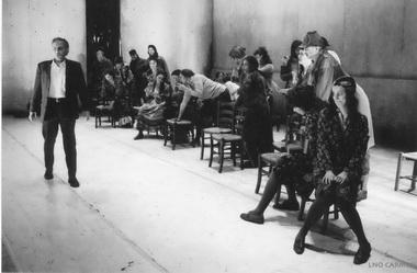 «Кармен». Сцена изспектакля. Фото изархива театра