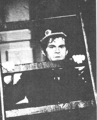 А. Дежонов (Машинист). Фото Ю. Богатырева